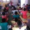 संजीवनी विकलांग छात्रावास में योग शिविर