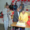 रंगारंग कार्यक्रमों के साथ जेएसजी उमंग ने मनाया स्थापना दिवस