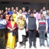 समर्पण भाव से व्यक्ति व संस्था की तरक्की : सारंगदेवोत