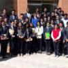 पेसिफिक एमबीए कॉलेज का इंडस्ट्रियल विजिट