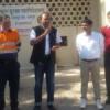 व्यावसायिक स्वास्थ्य जांच शिविर में 50 मजदूरों की जांच