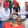 आईसीडी ने बाघपुरा में किया स्कूल का भूमि पूजन