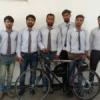 पेसिफिक के इंजीनियरिंग छात्रों ने बनाई इको-फ्रेंडली साइकिल