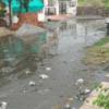 पानी निकासी नहीं होने से परेशान सूर्या एस्टेट निवासी