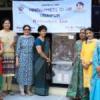 80 बालिकाओं को स्कूल ड्रेसें वितरित