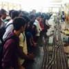 पेसिफिक के विद्या र्थियों का औद्योगिक भ्रमण