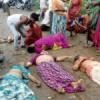 सड़क हादसे में नौ की मृत्यु, 15 घायल