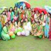 मानसून रेनबो उत्सव में बिखरे मानसून के रंग