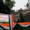 स्वतन्त्रता दिवस पर टेन्ट व्यवसायी समिति ने सजाये 50 चौराहे