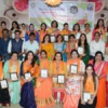 सावन उत्सव में हुआ शहर की 25 महिलाओं का सम्मान