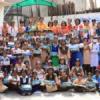राजकीय विद्यालय को हैप्पी स्कूल बनाने का लिया संकल्प