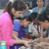 नन्हें-नन्हें हाथों ने बनाये 600 से अधिक इको फ्रेन्डली गणेशजी