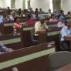 पेसिफिक के शिक्षकों और छात्रों ने देखा प्रधान मंत्री का संबोधन