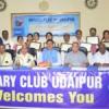 रोटरी क्लब ने 15 शिक्षकों को दिये नेशन बिल्डर अवार्ड