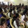 जावर के डीएवी स्कूल में बिईंग सेफ वर्कशॉप