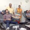 दीनदयाल उपाध्याय जयंती पर रक्तदान शिविर