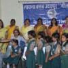 250 स्कूली विद्यार्थियों का हुआ नेत्र परीक्षण