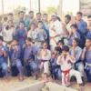 मेडल जीतने मुंबई रवाना हुई राज्य की 118 सदस्यीय कूडो टीम