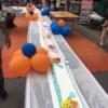 अमिताभ के 75 वें जन्मदिन पर कटा 75 फीट का केक