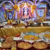 माताजी को धराया 56 भोग, अन्नकूट महोत्सव