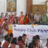 350 छात्राओं का चिकित्सकीय परीक्षण