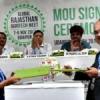ग्लोबल राजस्थान एग्रीटेक मीट : 488 करोड़ के एमओयू