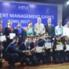 आइमा मैनेजमेन्ट गेम्स : लगातार छठें वर्ष पेसिफिक के छात्रों का परचम