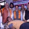 आमजन के साथ पुलिस अधिकारियों ने भी किया रक्तदान