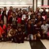 श्रवणबेलगोला की यात्रा पर 50 सदस्यीय दल रवाना