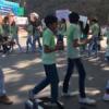 फतहसागर पाल पर बच्चों ने किया नुक्कड़ नाटक