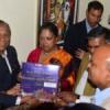 मुख्यमंत्री को अजंनशलाका प्रतिष्ठा महोत्सव का निमंत्रण