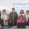 10 महिलाओं को मिला हाथों-हाथ रोजगार