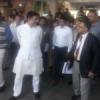 रेल मंत्री गोयल ने किया उदयपुर सिटी स्टेशन का निरीक्षण