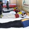 आश्रय फाउंडेशन के रक्तदान शिविर में 304 यूनिट रक्त एकत्र