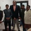 एनकाउंटर में आने का न्यौता स्वीकारा केन्द्रीय खेल मंत्री राठौड़ ने