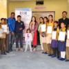 इम्पीरियल चेम्बर ने किया 20 विद्यार्थियों का सम्मान