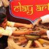 सेलिब्रेशन मॉल में सज रही राजस्थान की झलक
