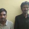 नकबजन गैंग का पर्दाफाश, दो गिरफ्तार, 4 वारदातें कबूली