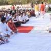 पूर्व सांसद भानू कुमार शास्त्री की शोक सभा में पहुंचीं मुख्यमंत्री