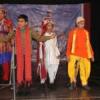 नाटकों में बच्चों को मोहक प्रस्तुति ने रोमांच भरा