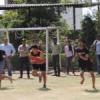 पेसिफिक विश्वविद्यालय के फेकल्टी ऑफ मैनेजमेन्ट में खेलकूद का समापन