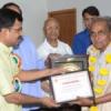 सांस्कृतिक व साहित्यिक प्रतिबद्धता के प्रतीक हैं पुरस्कार और सम्मान : सिंह