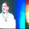 पूर्व सांसद रघुवीर मीणा का कांग्रेस के राष्ट्रीय अधिवेशन में सम्बोधन