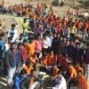 चैत्र नवरात्री के उपलक्ष्य में निकाली वाहन रैली