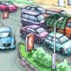 गणगौर के तहत यातायात व्यवस्था में बदलाव