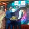 उदयपुर के अभिषेक ने मुंबई में प्राप्त किया सर्वश्रेष्ठ अध्यक्षीय अवार्ड