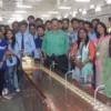 पेसिफिक साइंस कॉलेज के विद्यार्थियों का रेलवे ट्रेनिंग भ्रमण