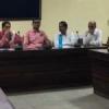 जीएसटी के विभिन्न मुद्दों पर बैठक