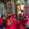 नाकोड़ा पार्श्व भैरव शाम के लिए गणेशजी को न्योता