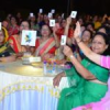 गीतों भरी शाम के साथ इनरव्हील क्लब का समापन समारोह